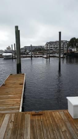 Boat Slip For Rent - Carolina Beach up to 35FT