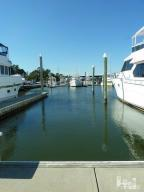 65-Foot Deep-Water Boat Slip in Desirable Bradley Creek Marina
