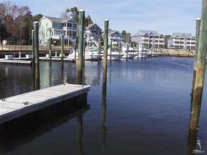 36' wet slip in the Marina at St. James Plantation