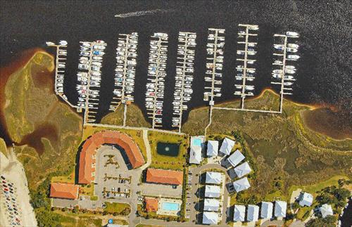 Boat slip for rent - Waterfronte Villas and Yatch Club - Carolina Beach