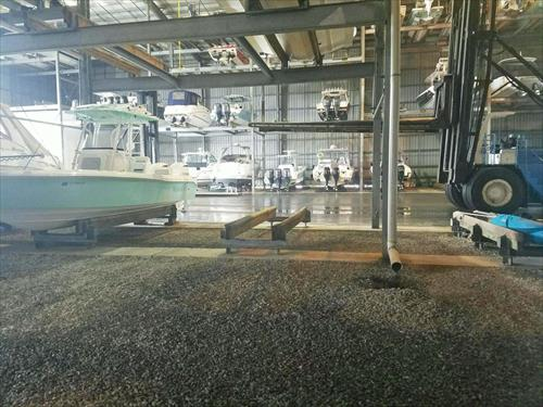 Dry Storage Boat Slip For Sale! (C-012)