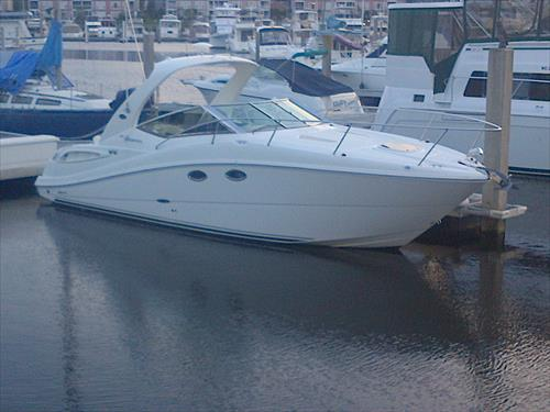 36' Slip For Rent - N Myrtle Beach SC - Coquina Harbour