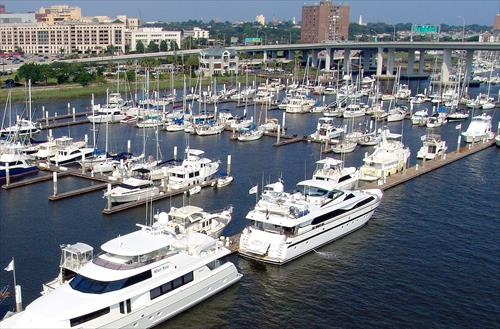 Boat Slip - Rental Property - Downtown Charleston (Ashley Marina)  - $54500