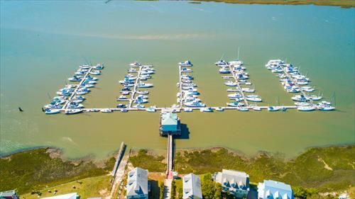 Boat Slip - Rental Property - Folly Beach (Sunset Cay Marina) - $39500