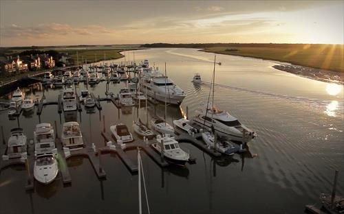 Boat Slip - Rental Property - Johns Island (Bohicket Marina)