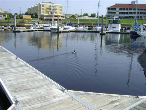 Boat Slip - Coquina Yacht Club, Little River