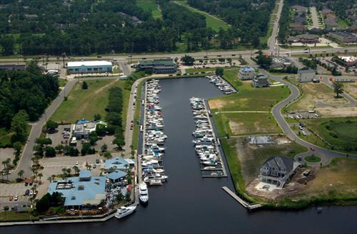 Boat Slip for Sale - Dock Holiday's Marina, N. Myrtle Beach, SC