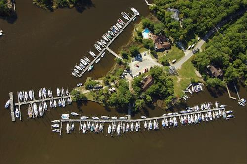 Marina 50ft Boat Slip for rent (Oriental, NC)