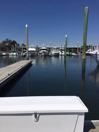 Bradley Creek Marina - 65' Boat Slip For Sale