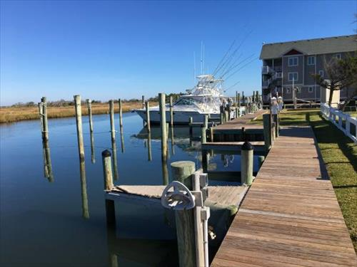 Boat Slip for Sale in Hatteras, North Carolina