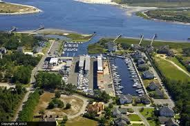 Inlet Watch 45' Boat Slip - Wilmington, North Carolina