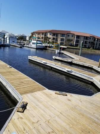 28' Slip for Sale on Carolina Beach - Wilmington, North Carolina
