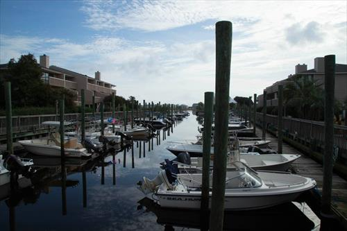 18' boat Slip for Sale - Carolina Beach - Otter Creek Landing Yacht Club Marina - Wilmington, NC