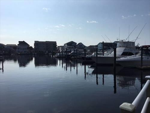 45' Boat Slip for sale - Federal Point Yacht Club - Carolina Beach/Wilmington NC