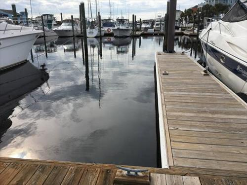 45' Boat Slip for Rent - Federal Point Yacht Club - Carolina Beach/Wilmington NC