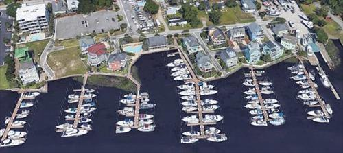 45' Boat Slip for Sale- Federal Point Yacht Club - Carolina Beach/Wilmington, NC