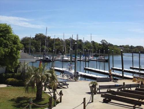 55' Boat Slip For Rent - Bradley Creek Marina - Wilmington, North Carolina