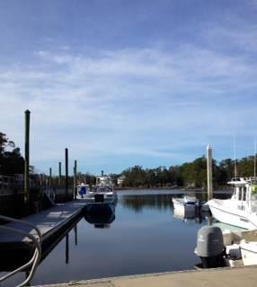 22' Dry Boat Slip - Masonboro Yacht Club - Wilmington, North Carolina