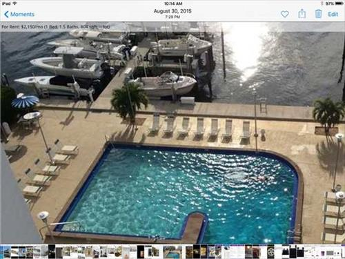 26' boat slip for rent - Key Biscayne & Brickel Avenue - Miami, Florida