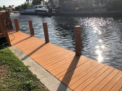 65' Boat Slip for Rent - Pompano Beach, Florida