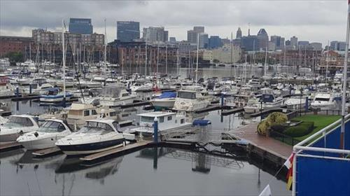 30' boat slip for sale - Anchorage Marina - Baltimore, MD