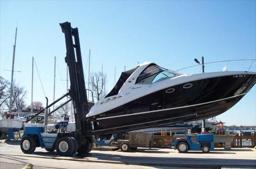 24-70' boat slips for lease & sale - Bowleys Marina - Baltimore, MD