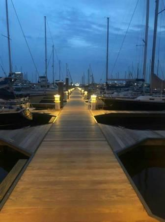 35' boat slip for lease - Canton/Fells Point - Baltimore, MD
