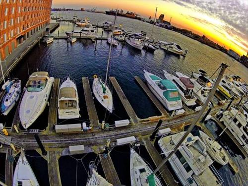 40' boat slip for sale - Belts Wharf Yacht Club - Fells Point/Baltimore, MD