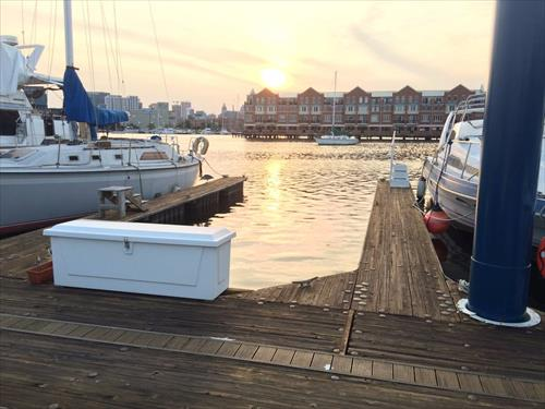 35' boat slip for sale - Anchorage Marina - Baltimore, MD