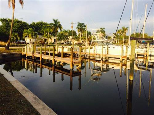 60' boat slip for lease - Fort Myers Beach - Ft Myers, FL