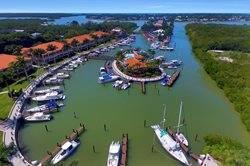 62' boat slip for rent - Southpointe at Windstar Marina - Naples, FL