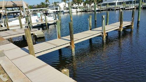 40' Boat Slip Spaces for Lease - Fort Myers Beach - Ft Myers, FL