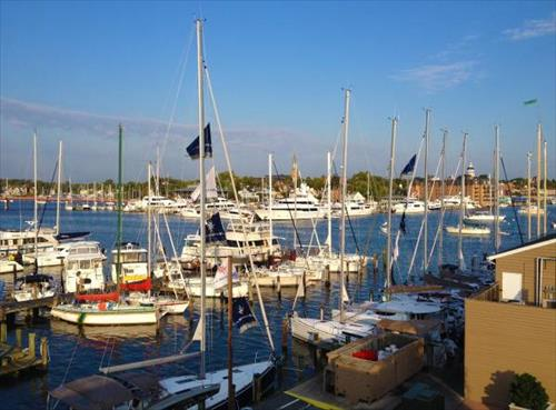 40-49' deep water slips for rent - Spa Creek - Annapolis, MD