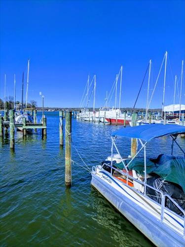 24' boat slip for rent - Magothy Marina - Severna Park/Annapolis MD