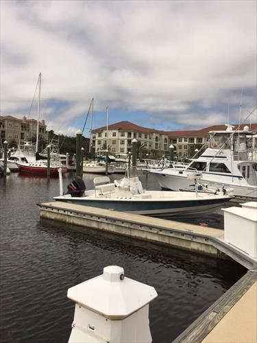40' boat slip for sale - HarborTown Marina - Jacksonville Beach, FL
