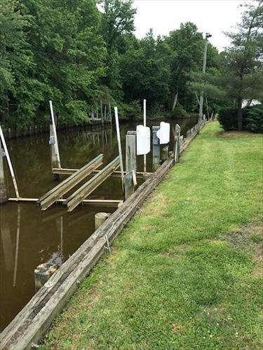 32' boat slip for sale - Port Tobacco Marina- Port Tobacco, MD