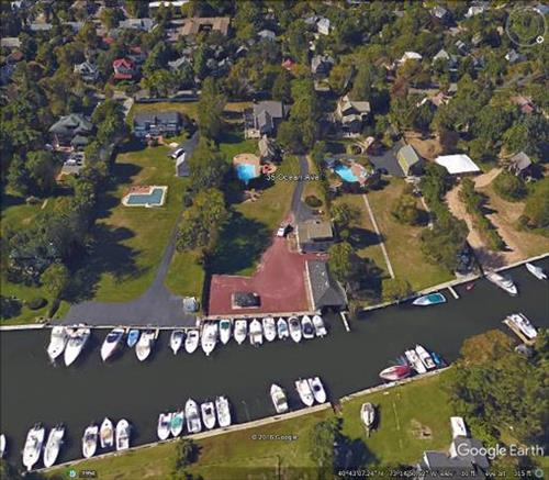 25' boat slip for rent - Ocean Ave, Bay Shore - Islip, NY