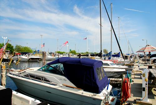 Up to 60' boat slip for rent- Anchorage Yacht Club - Lindenhurst, NY