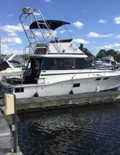 32' boat slip with 2 boats for sale - Lanoka Harbor - Brick, NJ