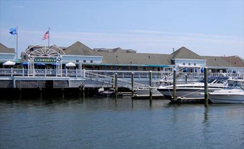 40' boat slip for rent - Sunset Marina - Margate, NJ