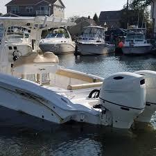 40' boat slip for rent - Doc Side Marine - Bellmore, NY