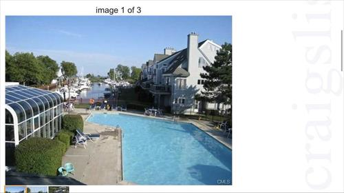 Two 40' boat slips for sale or rent - Breakwater Key - Strafford, CT