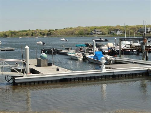 30' boat slip for rent - Green Pond Marina- Falmouth, MA