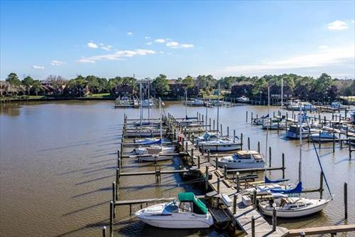 50' boat slip for rent - Wharf Marina - League City, TX