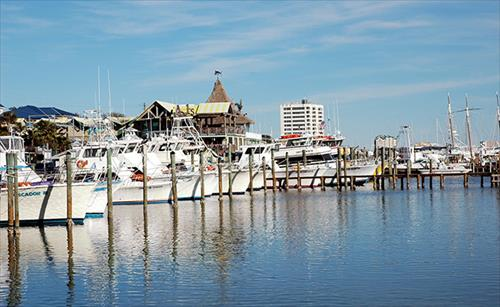 30' nightly boat slip rental - Destin Harbor - Destin, FL