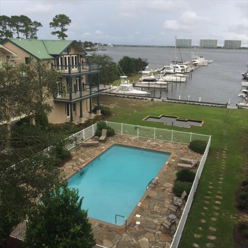 35' boat slip for sale or rent - Orinoco Cove Marina - Orange Beach, AL