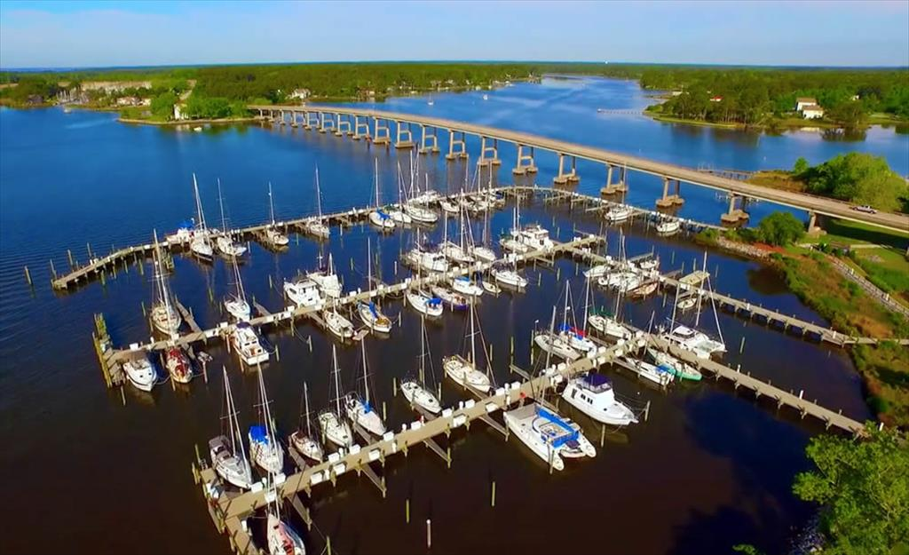 50' slip at Oriental Harbor - for sale or lease