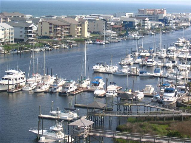 35ft. Boat Slip For Rent @ Federal Point Yacht Club Carolina beach