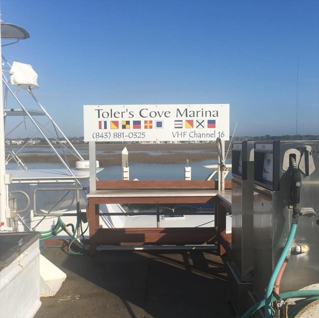 42' Boat Slip for Sale - E-9 Toler's Cove Marina, Charleston, SC