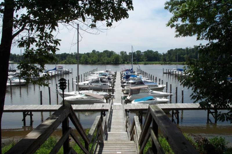 Privately Owned Slip in Yacht Club Available for Purchase Occoquan VA